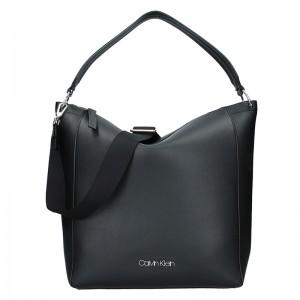Dámská kabelka Calvin Klein Silva - černá