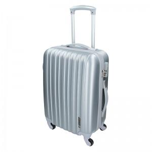Palubní cestovní kufr Madisson Bilbao - světle šedá