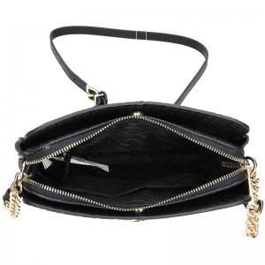 Dámská crossbody kabelka U.S. POLO Nicol - černá