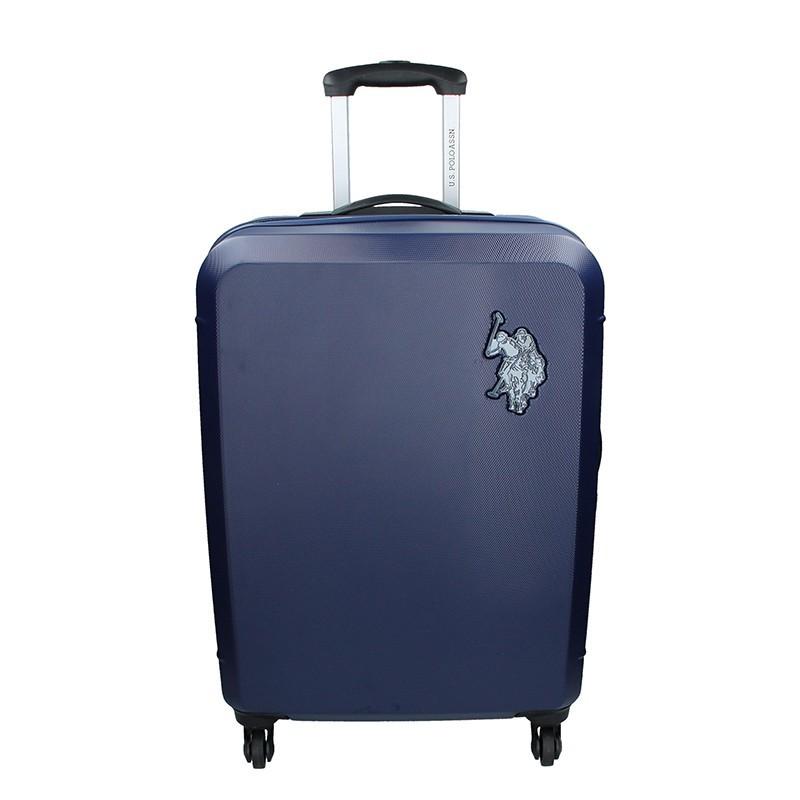 Kabinový cestovní kufr U.S. POLO ASSN PALMS M - modrá