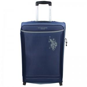 Kabinový cestovní kufr U.S. POLO ASSN. Mauris L - modrá