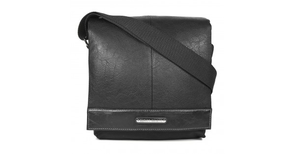 e1dd266097 Pánská taška přes rameno Enrico Benetti Francis - černá