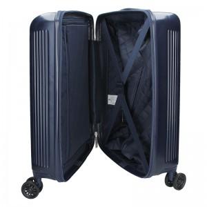 Cestovní kufr U.S. POLO ASSN Marvel S - modrá