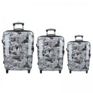 Sada 3 cestovních kufrů Madisson Roma S,M,L