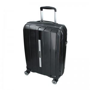 Cestovní kufr Snowball Barcelona S - šedá
