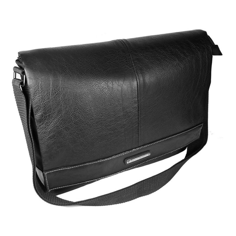 Pánská taška přes rameno Enrico Benetti Edison - černá