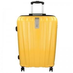 Cestovní kufr Snowball Lada L - bílá
