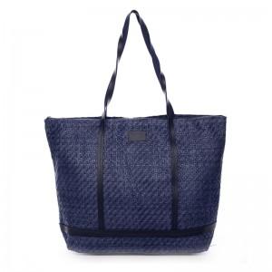 Plážová taška Vilma - modrá