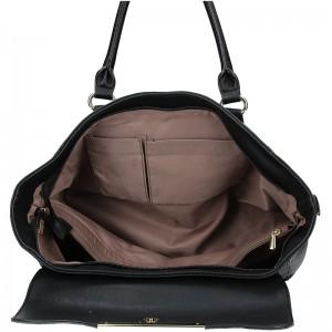 Dámská kabelka Hexagona 494497 - černá