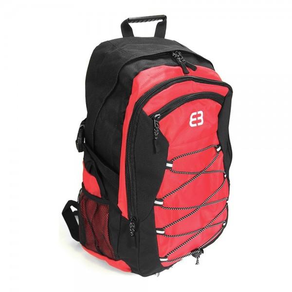 Červený sportovní batoh Enrico Benetti 47058