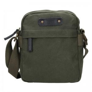 Pánská taška přes rameno 2JUS Monet - zelená