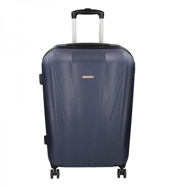 Cestovní kufr Marina Galanti Fuerta M - modrá