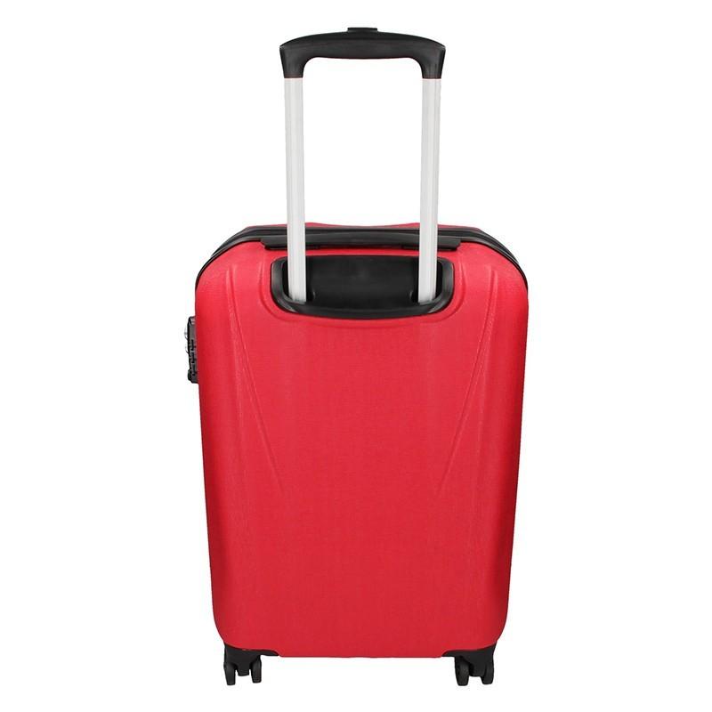 Cestovní kufr Marina Galanti Fuerta S - tmavě šedá