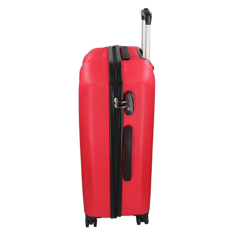 Cestovní kufr Marina Galanti Fuerta M - tmavě šedá