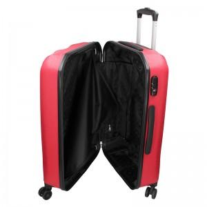 Sada 3 cestovních kufrů Marina Galanti Fuerta S, M, L - modrá