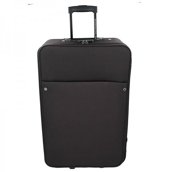 Cestovní kufr Marina Galanti Koss M - černá