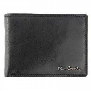 Pánská kožená peněženka Pierre Cardin Nicolas - černá