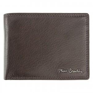 Pánská kožená peněženka Pierre Cardin Nicolas - hnědá
