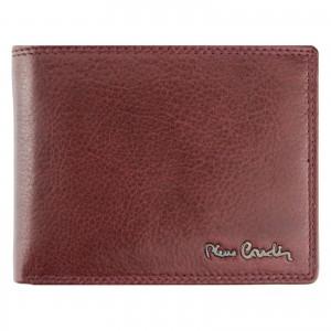Pánská kožená peněženka Pierre Cardin Nicolas - bordó