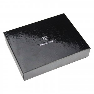 Pánská kožená peněženka Pierre Cardin Didier - hnědá