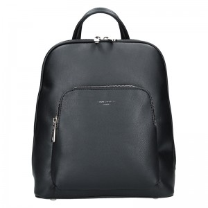 Módní dámský batoh David Jones Elvíras - černá