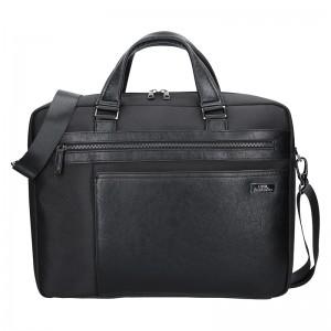 Pánská taška na notebook Ciak Roncato Merlin - černá