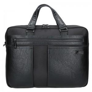 Pánská taška na notebook Ciak Roncato Ervin - černá