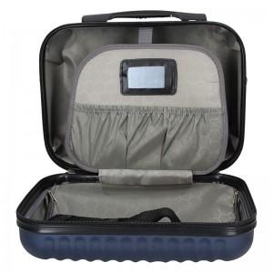 Kosmetický cestovní kufřík Airtex Worldline Kuga XS - modrá