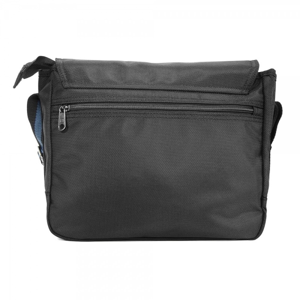 Pánská taška přes ramno Enrico Benetti Gerett - černá