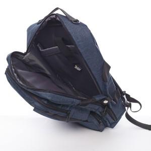 Pánský business batoh Ciak Roncato Kevin - modrá