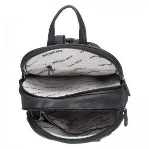 Moderní ekokožený dámský batoh Just Dreamz 1000304 - šedá