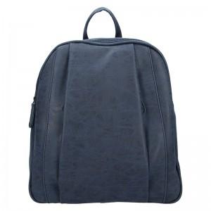 Trendy dámský batoh Just Dreamz Leona - černá