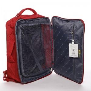 Pánský cestovní batoh Ciak Roncato Kallo - červená