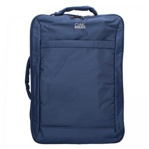 Pánský cestovní batoh Ciak Roncato Kallo - modrá