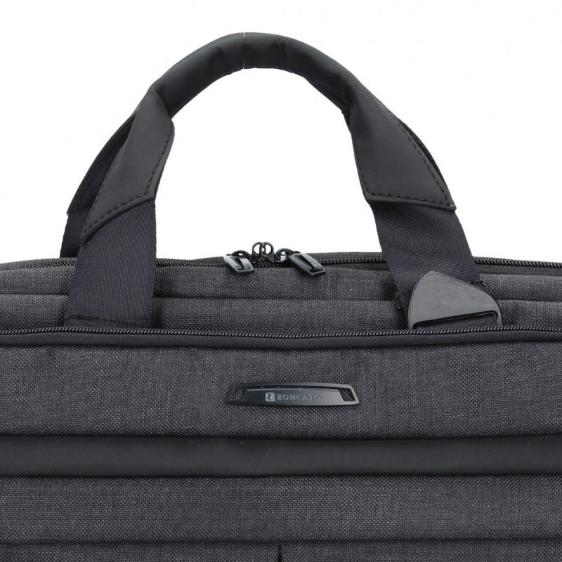 Pánská taška na notebook Ciak Roncato Vern - černá