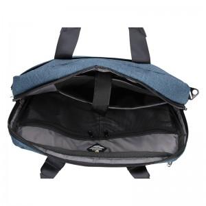 Pánská taška na notebook Ciak Roncato Vern - modrá