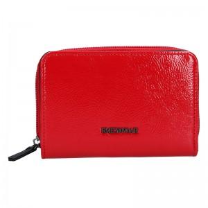 Dámská peněženka Emily & Noah - červená