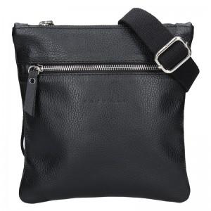 Pánská taška přes rameno Facebag Arnold - černá