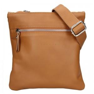 Pánská taška přes rameno Facebag Arnold - hnědá