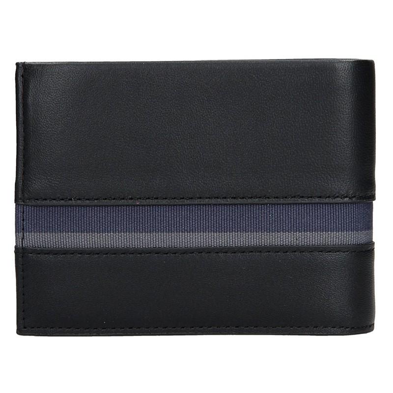 Pánská kožená slim peněženka Calvin Klein Parcipal