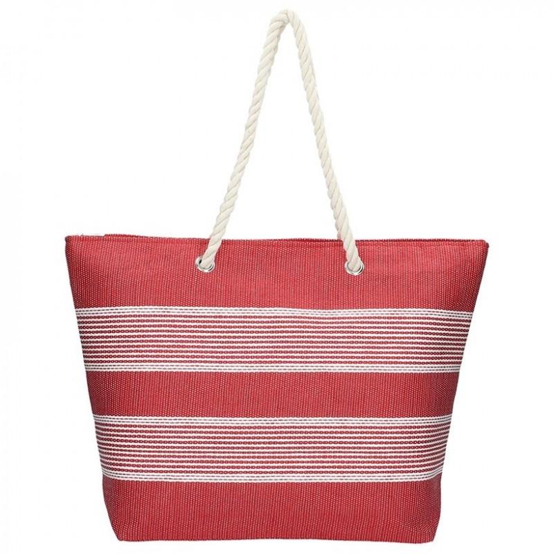 Plážová taška Enrico Benetti 71003 - červená