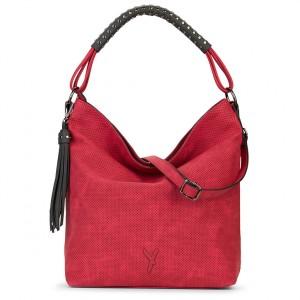 Dámská kabelka Suri Frey Albba - červená