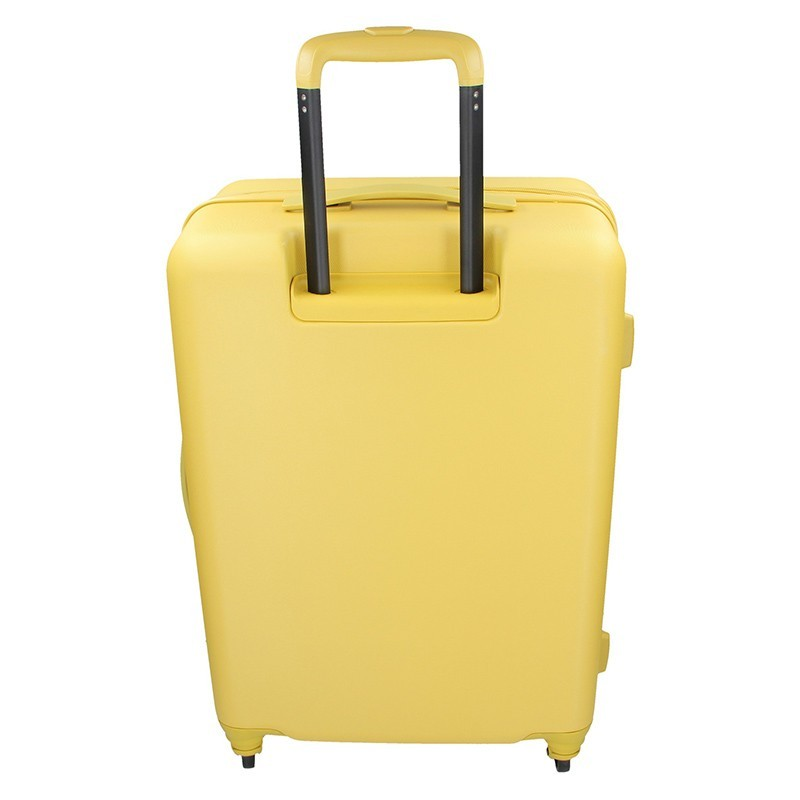 Cestovní kufr United Colors of Benetton Aura L - červená