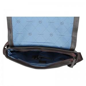 Pánská taška přes rameno Bugatti Artur - hnědá