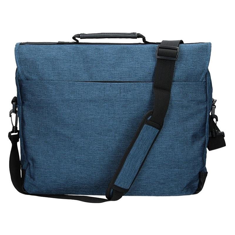 Pánská taška přes rameno Enrico Benetti 54548 - modrá