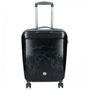 Kabinový cestovní kufr Ciak Roncato World S - černá