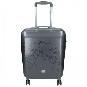 Kabinový cestovní kufr Ciak Roncato World S - šedá