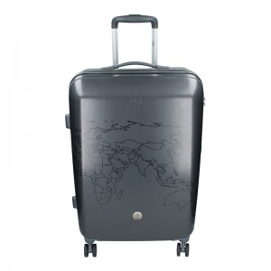 Kabinový cestovní kufr Ciak Roncato World M - šedá