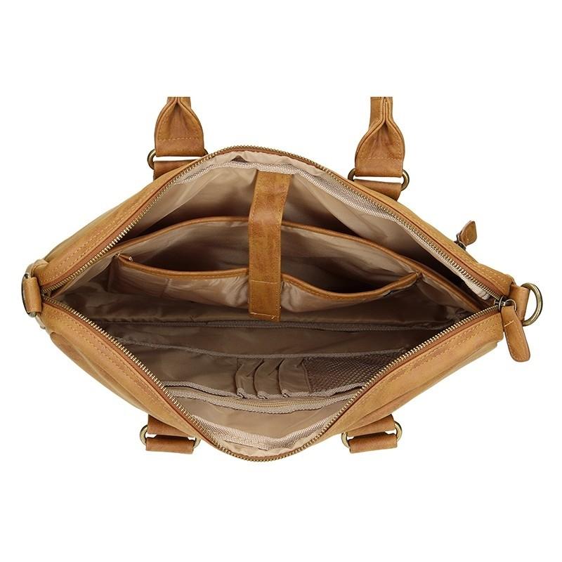 Pánská taška přes rameno Enrico Benetti Sevilla - camel