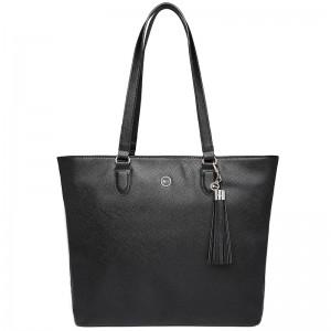 Dámská kabelka Abmaou - černá